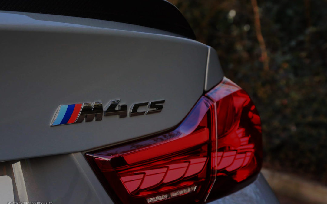Save £3200 Off Limited Edition BMW M4 CS Coupe