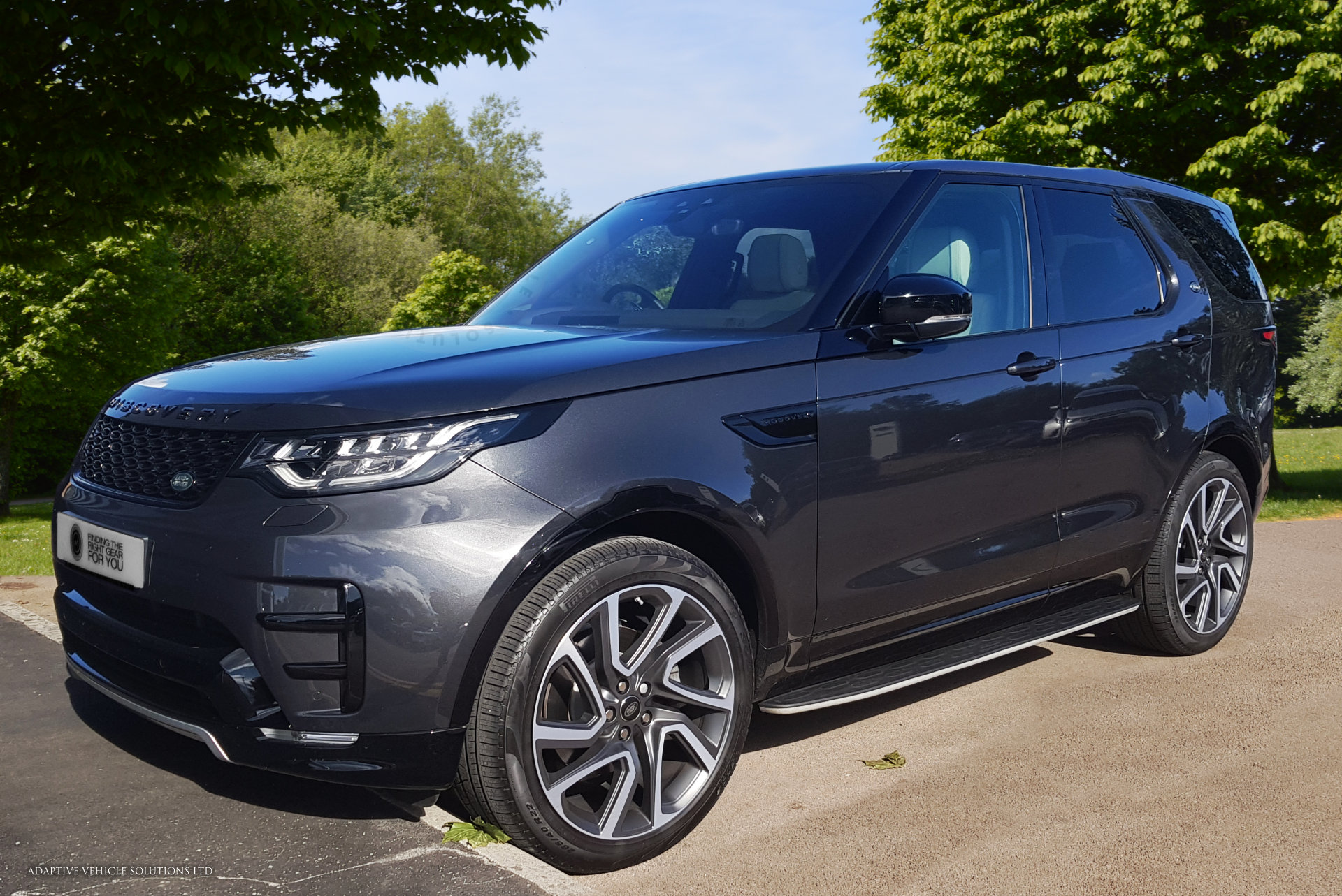 drive land landrover hse first discovery autonxt rover review