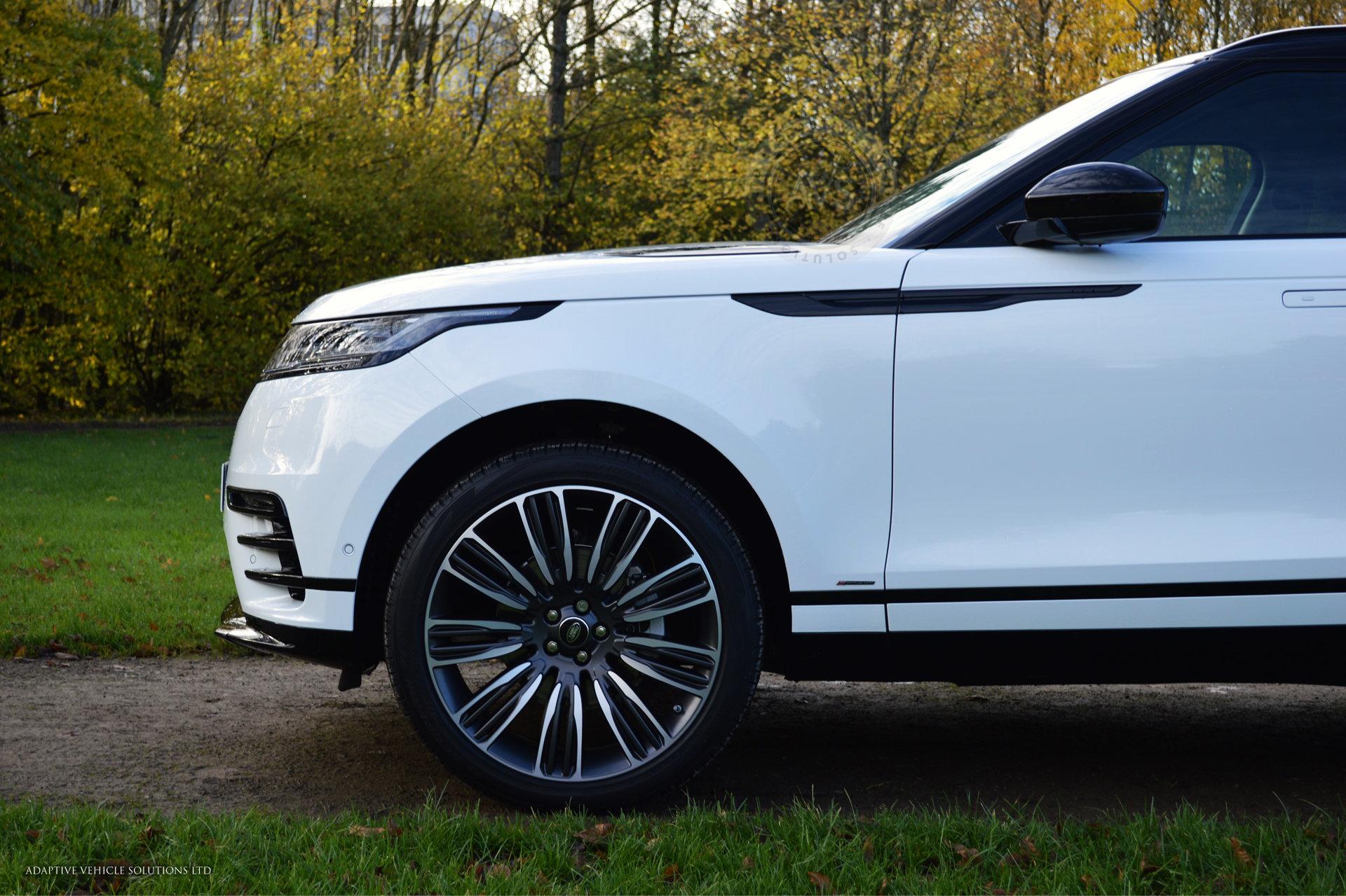 Range Rover Vs Land Rover >> Range Rover Velar R-Dynamic SE White – 01 | Adaptive ...