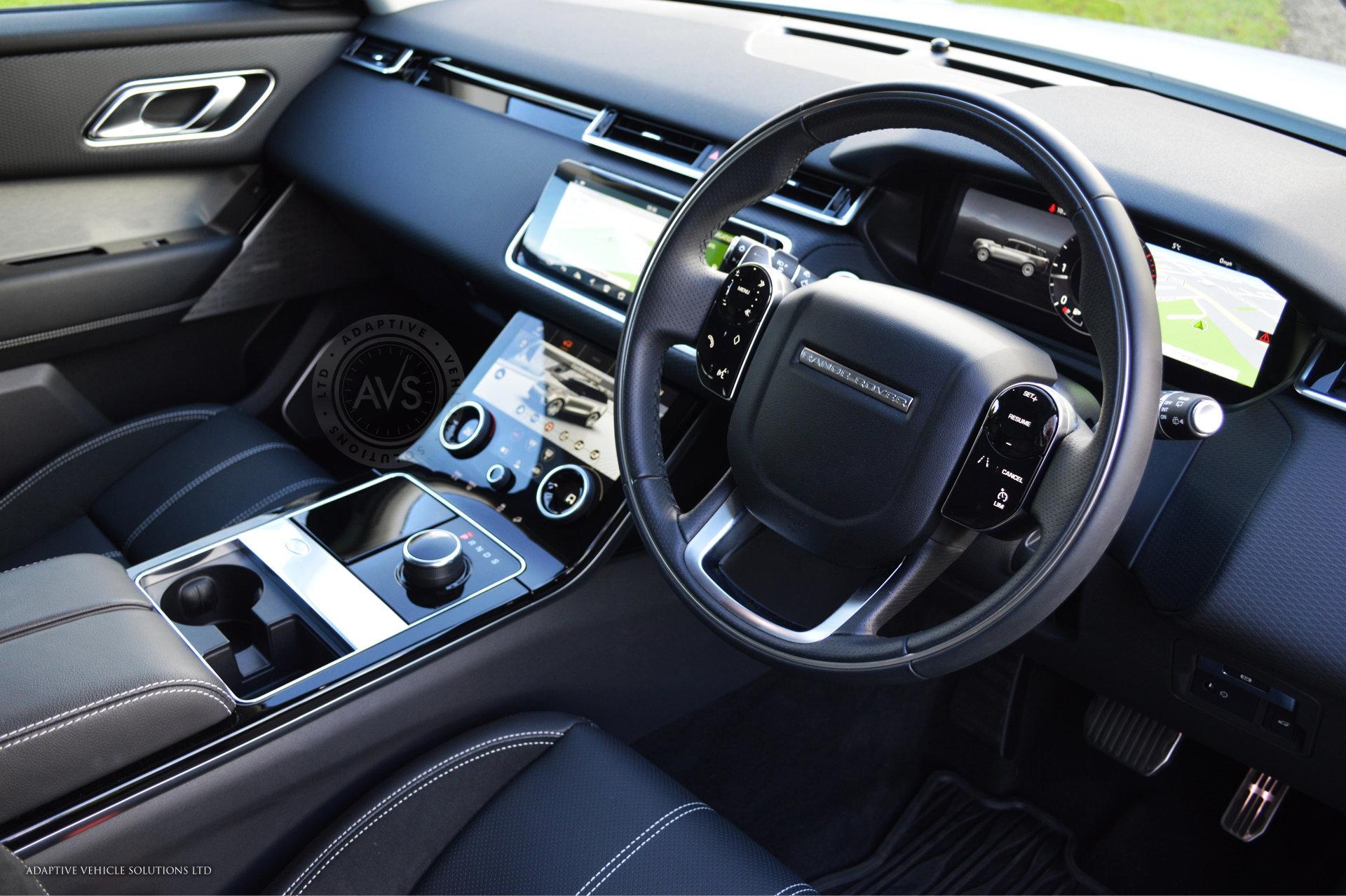Land Rover Incontrol Apps >> Range Rover Velar R-Dynamic SE White – 01 | Adaptive Vehicle Solutions Ltd