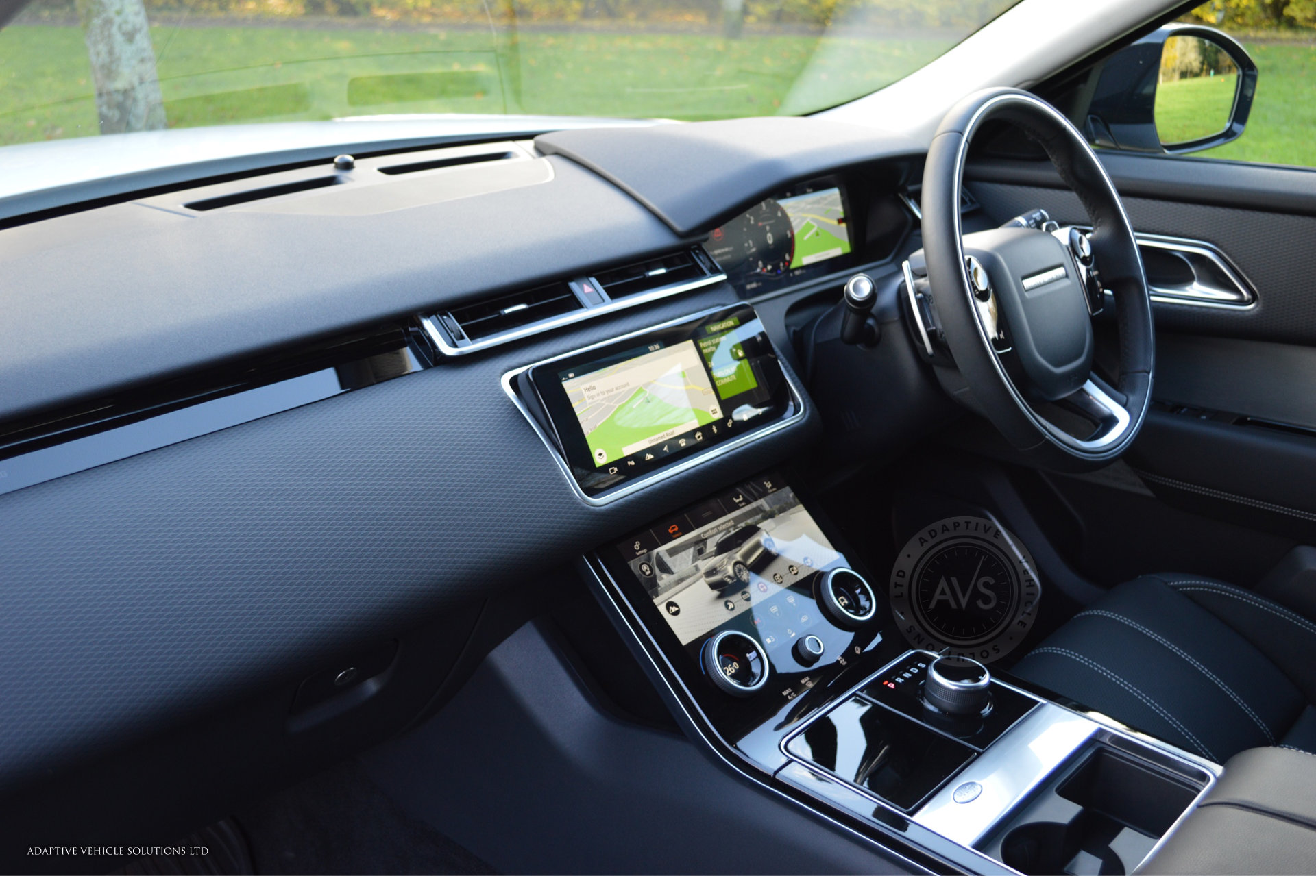 Range Rover Velar R-Dynamic SE White – 01 | Adaptive ...