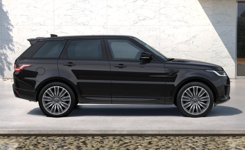2018 Range Rover Sport Autobiography Dynamic Black - 2