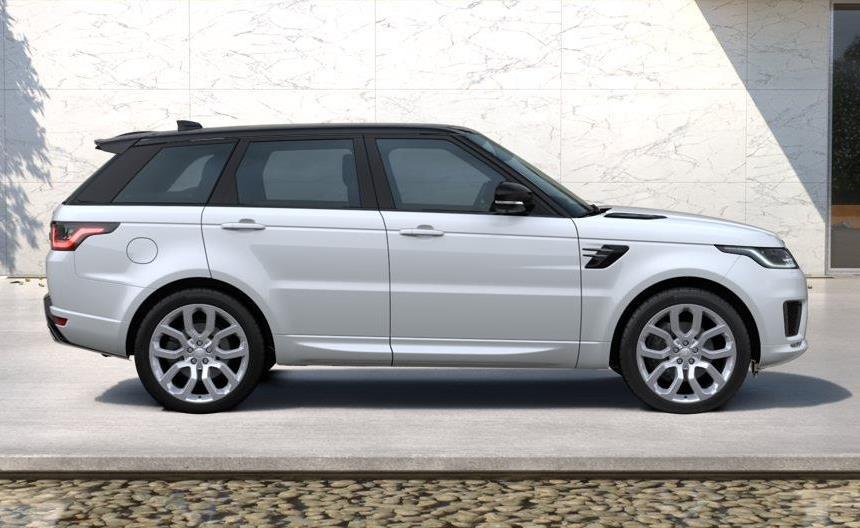 Range Rover Hse Sport >> 2018 Range Rover Sport HSE Dynamic White – 1   Adaptive Vehicle Solutions Ltd