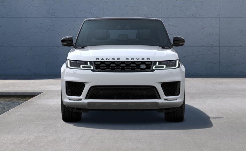 2018 Range Rover Sport HSE Dynamic White – 1 | Adaptive ...