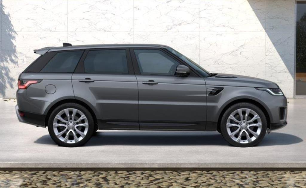 2018 Range Rover Sport HSE Grey – 1   Adaptive Vehicle ...