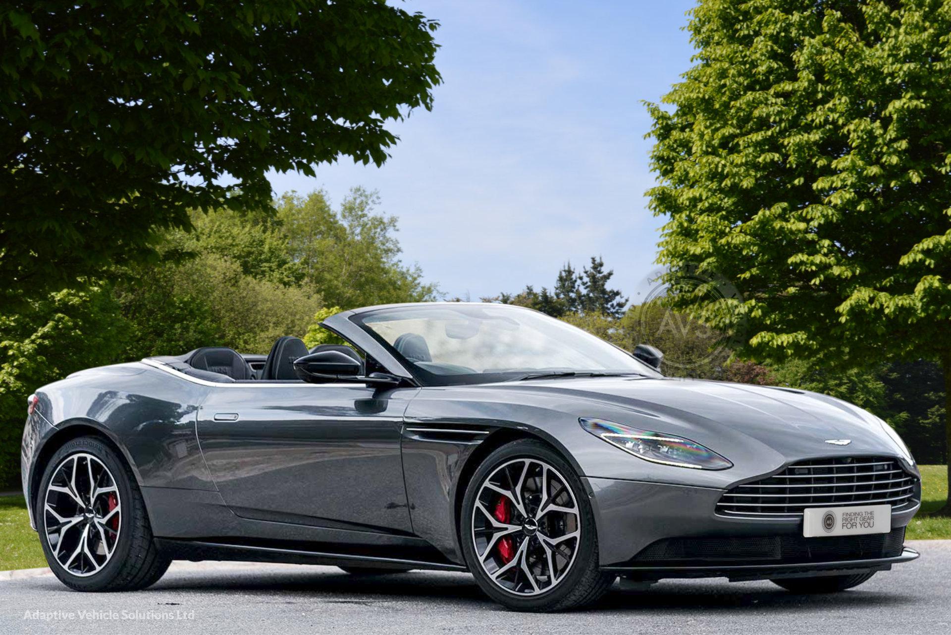 2018 Aston Martin Db11 V8 Volante Adaptive Vehicle Solutions Ltd