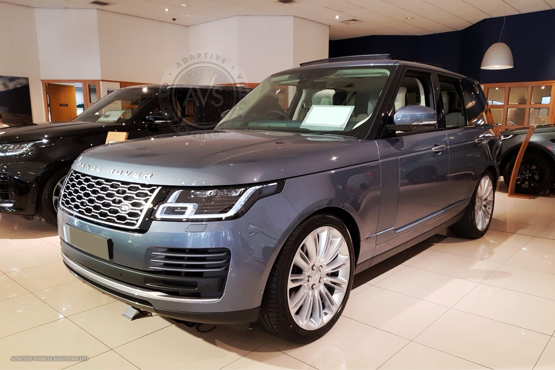 2018 Range Rover Vogue 8 Adaptive Vehicle Solutions Ltd