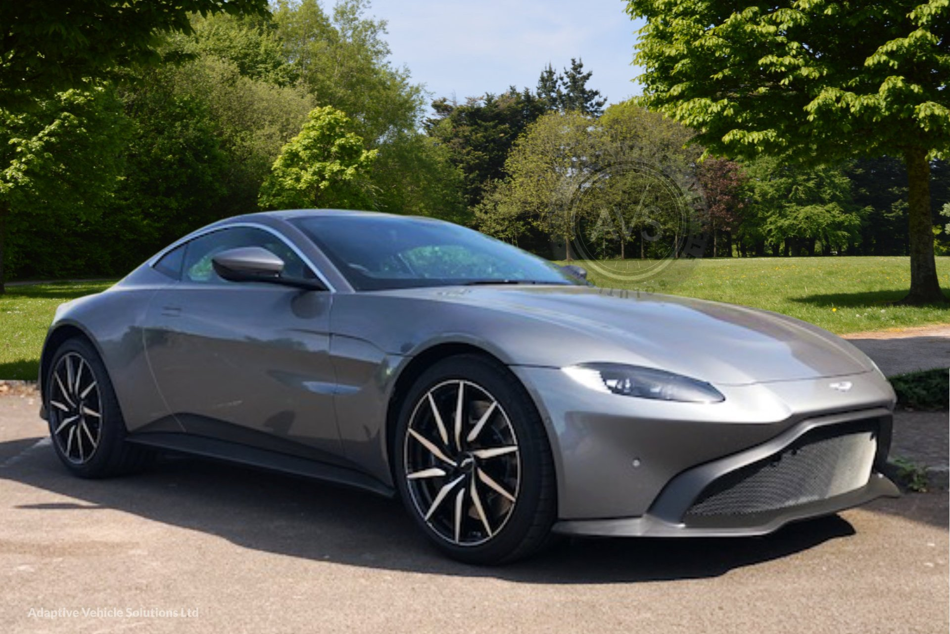 2019my Aston Martin Vantage Coupe Adaptive Vehicle Solutions Ltd