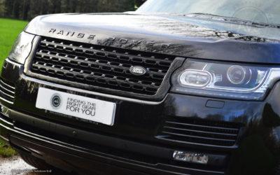 Latest Arrival – Range Rover Autobiography