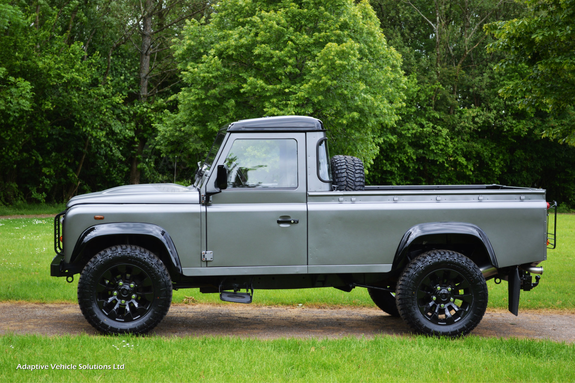 Bespoke Land Rover Defender 110 Pickup Available Now