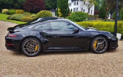 New Arrival – Porsche 911 Turbo S