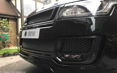 Arriving Shortly – Kahn Conversion Range Rover Autobiography
