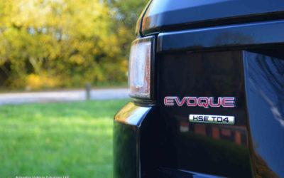 Latest Arrival – Range Rover Evoque