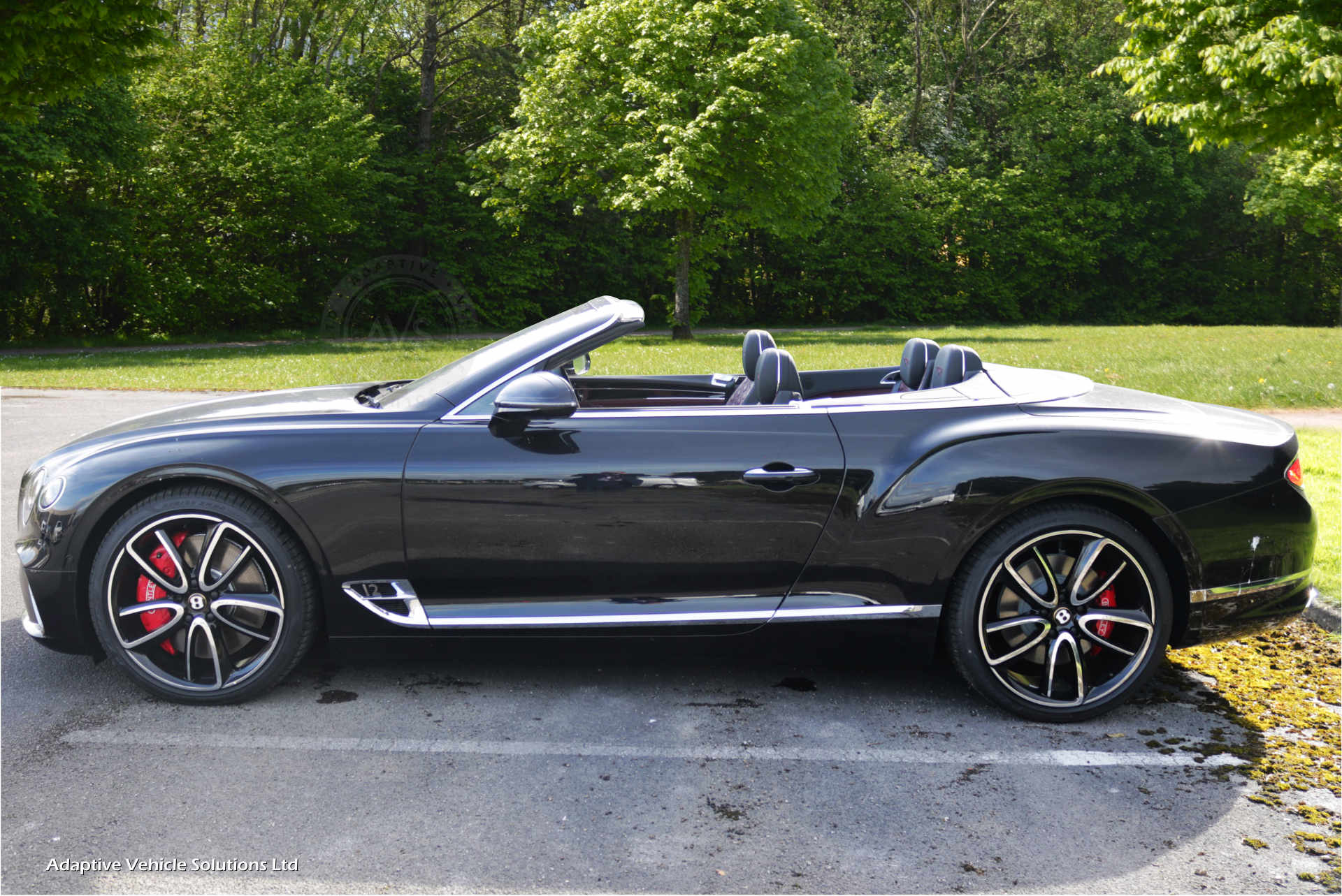 2020 Bentley Continental GT Convertible 05