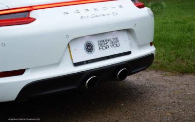 Ready For Spring? Porsche 911 Convertible