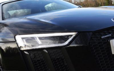 New Arrival – Audi R8 Spyder