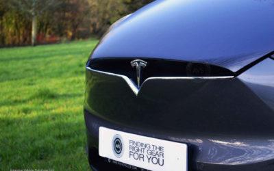 Latest Arrival – Tesla Model X 90D