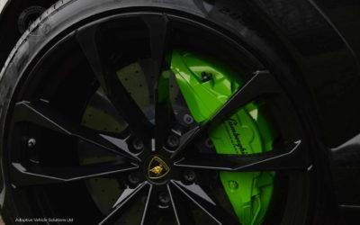 New Pictures – Lamborghini Urus