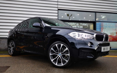 BMW X6 Sold
