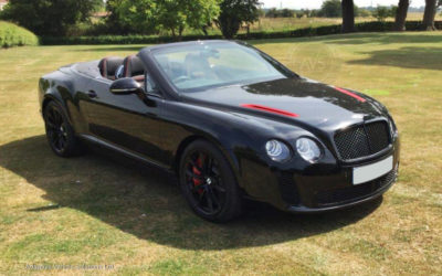 Coming Soon – Record Setting Bentley Supersports ISR