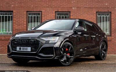Big Specification – Audi RS Q8 Carbon Edition