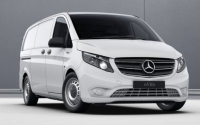 Mercedes Benz eVito Only £299.99 Per Month